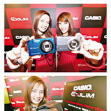 พรีวิว Casio EXILIM Pro EX-F1 กล้องไฮสปีด