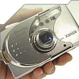 Konica Revio KD-420Z กล้องดิจิตอลถ่ายสนุก