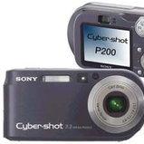 ดิจิทัลช็อต  Cyber-shot P200