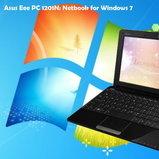 Eee PC 1201N เน็ตบุ๊ก Windows 7