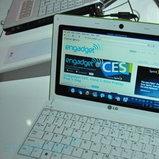 LG X120 Netbook รุ่นล่าสุดที่มาพร้อมกับ LG Smart On
