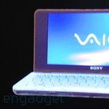 Sony VAIO P เตรียมเปิดตัวใน CES 2009