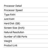 HP Compaq Mini 2133