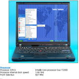 รีวิว Lenovo ThinkPad T60