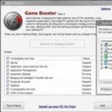 Game Booster โปรแกรมที่จะช่วยทำให้เครื่องคอมฯมีประสิทธิภาพดีขึ้น