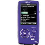 Sony : Walkman Video MP3 NW-A806