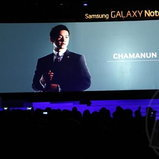 บรรยากาศ งานเปิดตัว Samsung Galaxy Note 3