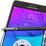 ภาพ Samsung Galaxy Note Edge