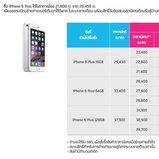 หั่นราคา iPhone 6