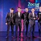 วงCocktail รับรางวัล Top VDO clip on Youtube of the Year