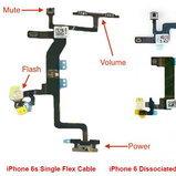 ภาพชิ้นส่วน iPhone 6s พร้อมเครื่องต้นแบบ