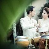 ซี ฉัตรปวีณ์ แต่งงาน ก้อง อดิศักดิ์