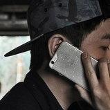สกินคอนกรีต ลายพื้นผิวดวงจันทร์ สำหรับ iPhone 6