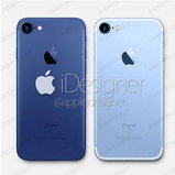 ภาพเรนเดอร์ iPhone 7 สุดหรู
