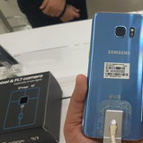 Samsung Galaxy S7 edge สี Blue Coral