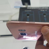 Samsung Galaxy S7 edge สี Pink Gold