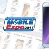โปรโมชั่นสมาร์ทโฟน Samsung ในงาน Thailand Mobile Expo 2017