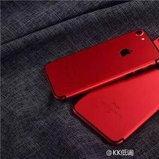 ชมคอนเซปต์ iPhone 7 และ iPhone 7 Plus สีแดง