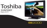 Toshiba 32AV500T Regza LCD TV