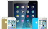 ประกาศ โค้งแตก !! iPhone 5S ,5C , iOS7 และ iPad 2 รุ่น