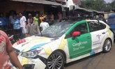 เมื่อรถกูเกิล Street View ชนแล้วพยายามจะหนีในอินโดนีเซีย