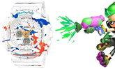 Casio จับมือ Nintendo เปิดตัว Baby-G รุ่นพิเศษจากเกม Splatoon