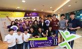 """ไมโครซอฟท์ ประกาศผู้ชนะรายการ """"อิมเมจิ้นคัพ ประเทศไทย 2017"""""""