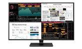 LG เผยโฉมจอ Monitor ขนาด 43 นิ้วที่สามารถให้แสดงผล Full HD ได้ถึง 4 หน้าจอ