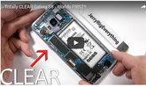 จะเป็นอย่างไรถ้า Samsung Galaxy S8 มีรุ่นฝาหลังโปร่งใสที่เผยให้เห็นชิ้นส่วนภายในทั้งหมด