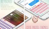 เปลี่ยนคีย์บอร์ด iPhone ให้มุ้งมิ้งได้ ด้วยวิธีนี้