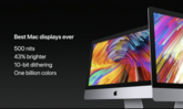 Apple อัปเกรด iMac ใช้ชิป Kaby Lake, หน้าจอดีขึ้น MacBook อัปเกรดทั้งหมด