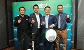 Ninebot เปิดตัวสกู๊ตเตอร์อัจฉริยะ 2 รุ่น 2 สไตล์ บุกตลาดนวัตกรรมพาหนะส่วนบุคคลในไทย