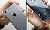 ทดสอบ Drop Test ระหว่าง Galaxy S7 กับ iPhone 6S เรือธงรุ่นไหนแข็งแกร่งกว่า