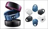 ซัมซุงเปิดตัว Gear Fit 2 และ Gear IconX อย่างเป็นทางการ
