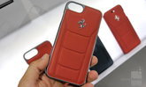 เงินน้อยไม่ใช่ปัญหา หากต้องการซื้อเคส iPhone หนังแท้แปะตรา Ferrari