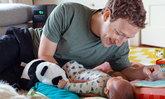 ส่องมุมน่ารักของ Mark Zuckerberg คุณพ่อหมื่นล้าน
