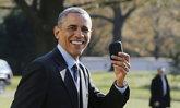 Trump ทิ้งสมาร์ทโฟนแอนดรอยด์เพื่อรับเครื่องประจำตำแหน่ง ปธน., เครื่องสุดท้ายของโอบามาเป็น iPhone