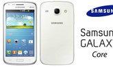 มือถือราคาต่ำกว่าหมื่น รุ่นแนะนำ Samsung Galaxy Core สมาร์ทโฟน ที่ให้คุณได้ทั้ง Dual Core และ Dual S