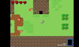 ชมเกม Zelda: Breath of the Wild ในรูปแบบ 2 มิติกราฟิกแบบ 8 Bit
