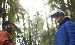 DJI เปิดตัวแว่น VR ที่สามารถควบคุมหุ่นโดรน ในชื่อว่า Goggles