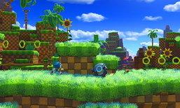 ชมคลิปใหม่เกมเม่นสายฟ้า Sonic ภาคใหม่บน PS4  , XboxOne , Nintendo Switch และ PC