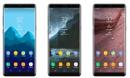 Samsung อาจเพิ่มสีใหม่v Deep Blue ให้กับ Galaxy Note 8