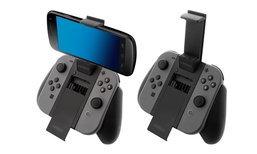 ชมอุปกรณ์เสริม Nintendo Switch ที่ทำให้เราใช้สมาร์ทโฟนพร้อมกับเล่น Splatoon 2 ได้
