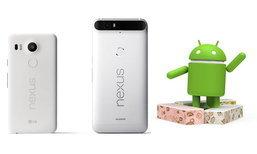 Android Nougat ปล่อย Update ตัวเต็มให้กับ Nexus และ Tablet Pixel C แล้ววันนี้