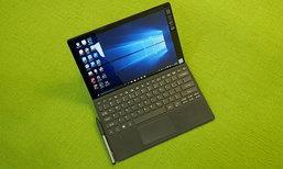 รีวิว Acer Switch Alpha 12 Tablet ลูกผสม ทำงานเงียบ ราคาเป็นมิตรกว่าเพื่อน