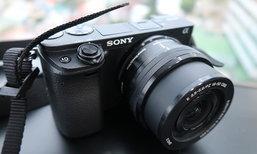 รีวิว Sony Alpha a6300 กล้อง Mirror Less ตัวเล็ก สเปคหนัก เพื่อคนรักการถ่ายภาพ