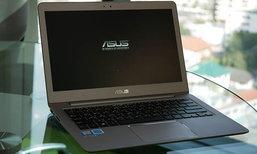 รีวิว ASUS Zenbook UX330UA Ultrabook สุดบาง แบตฯอึด ทรงเรียบหรู