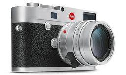 Leica เปิดตัวกล้อง M10 มาพร้อมเซนเซอร์ใหม่, ตัวเครื่องบางลง, มี Wi-Fi ในตัว