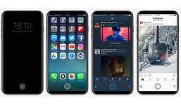 ยลโฉม iPhone 8 Concept มีปุ่ม Function Area พร้อมกับระบบสแกนลายนิ้วมือ
