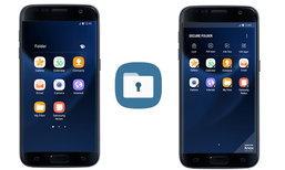 คนใช้ Galaxy S7 เฮ Secure Folder พร้อมให้ติดตั้งแล้ว